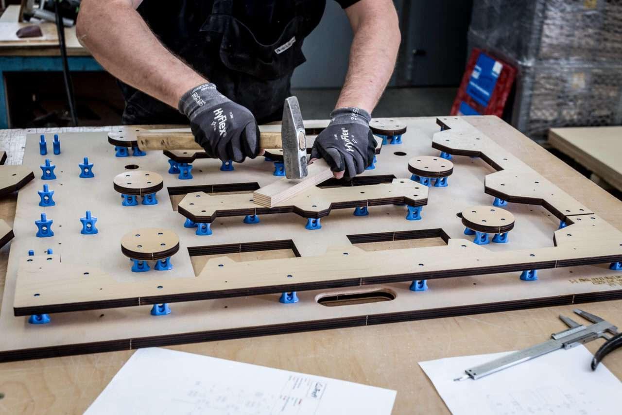 Produkcja narzędzi poligraficznych