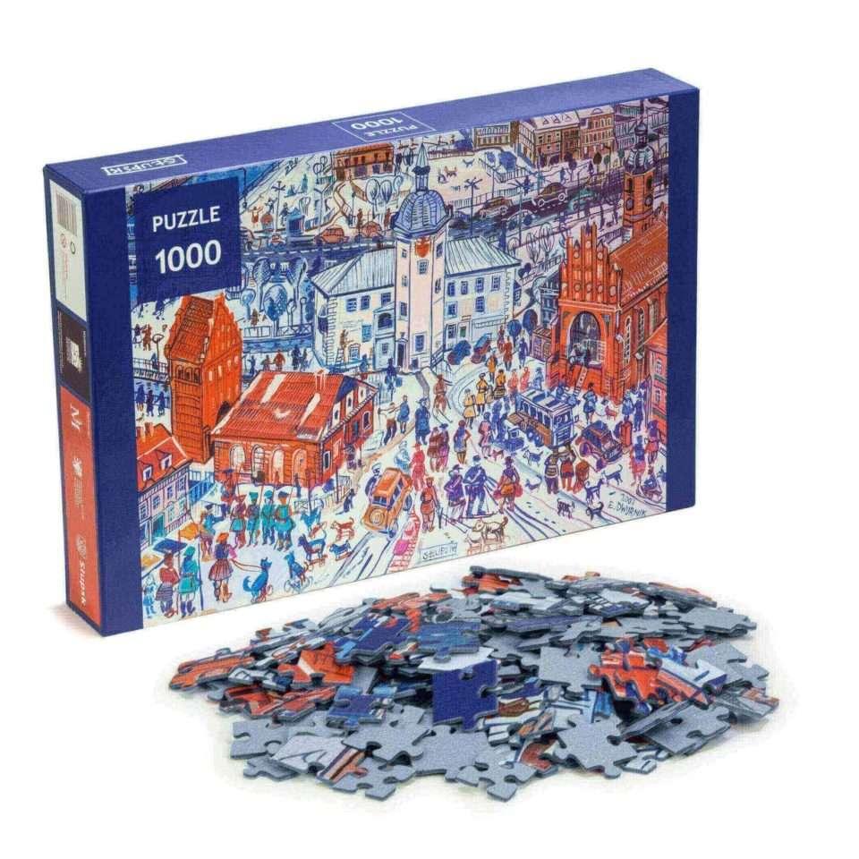 Puzzle na zamówienie